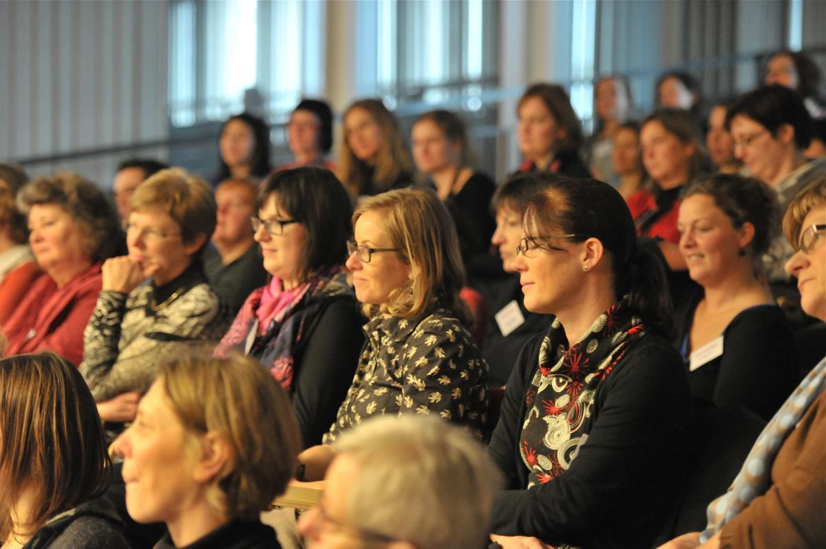 Vrouwendag 2012