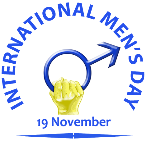 Logo Internationale mannendag
