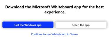 Installeer of open de app
