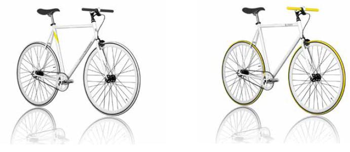 voorbeeld fiets niveau 1