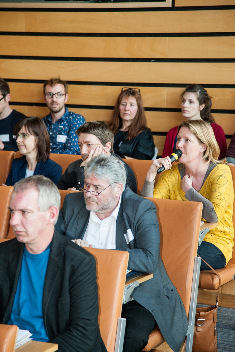foto plenaire sessie