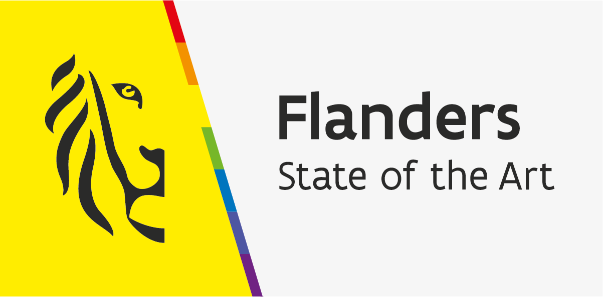 Flanders state of the art regenboog