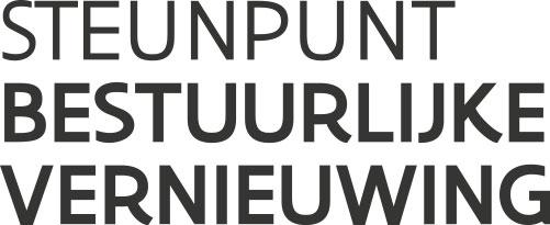logo steunpunt bestuurlijke vernieuwing