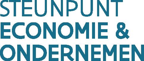 logo steunpunt economie en ondernemen