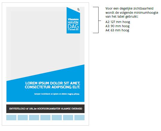 voorbeeld label in print staand balke met partners