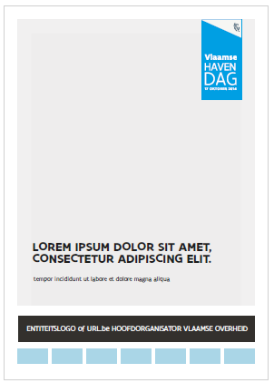 voorbeeld label in print staand met partners balk