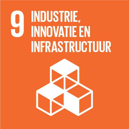 SDG Icoon 9