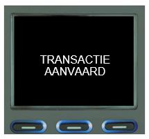 Transactie aanvaard