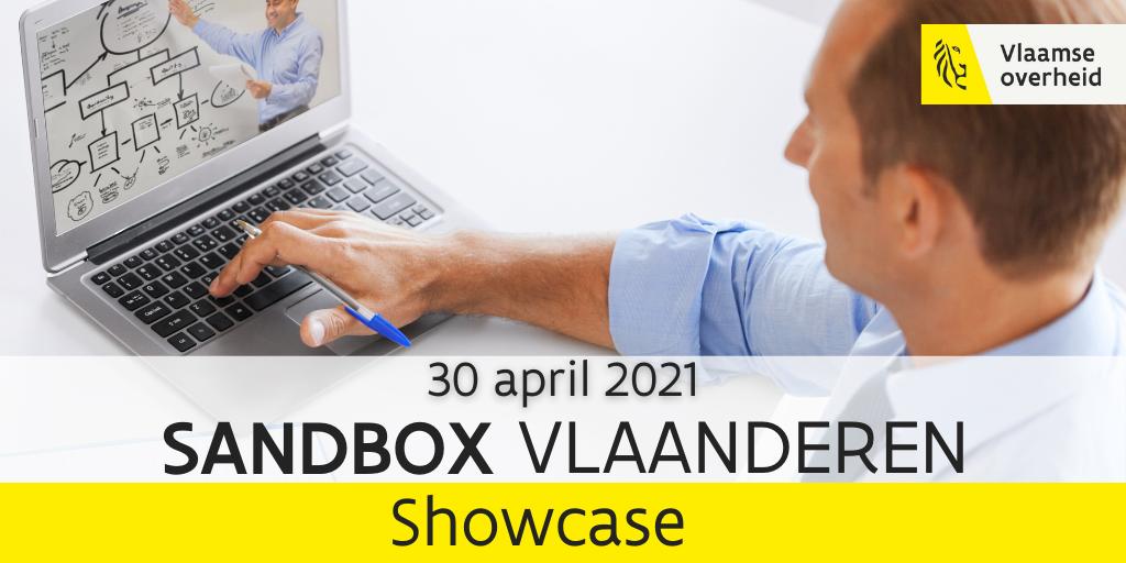 Sandbox Vlaanderen Showase - 30 april 2021