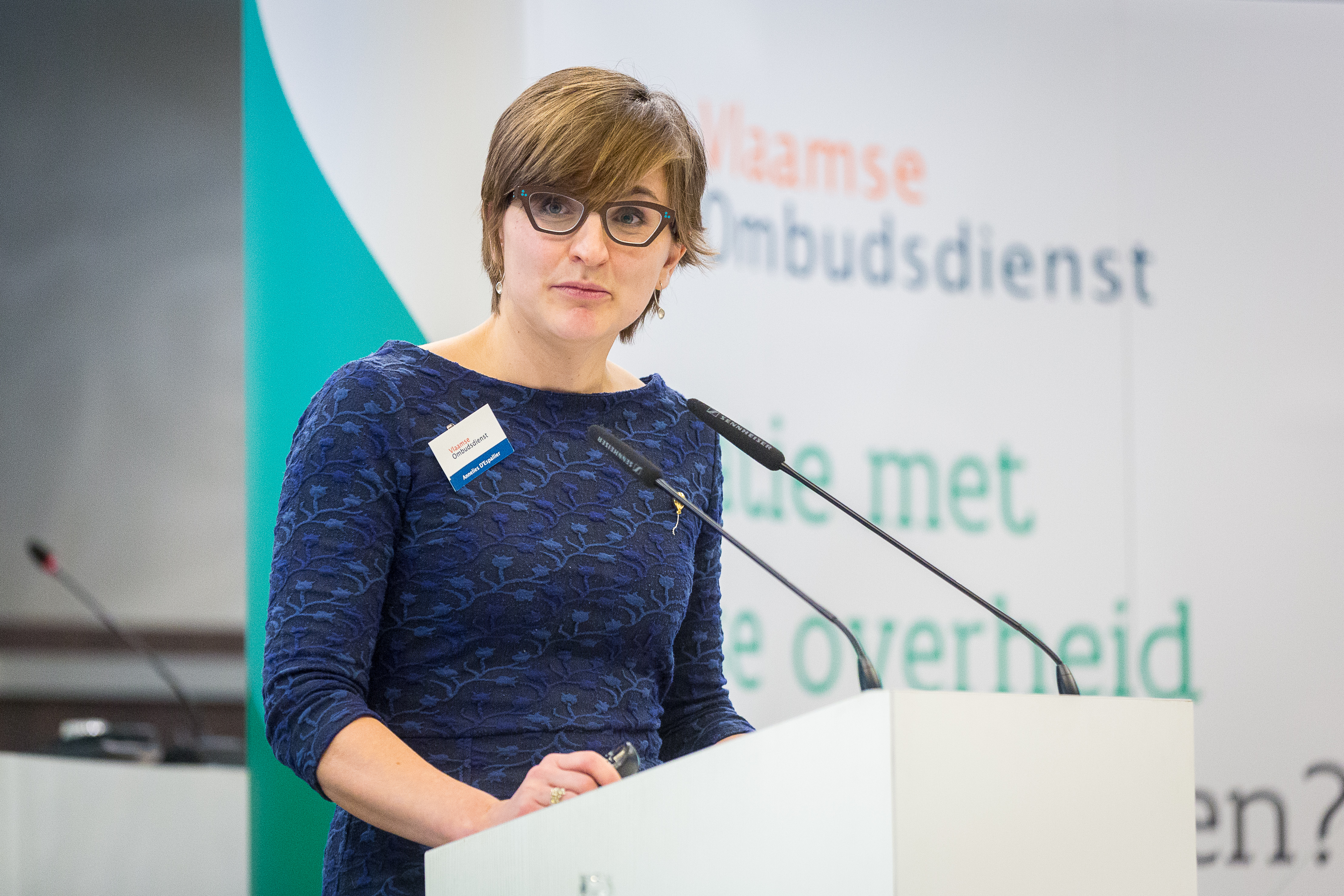 Ombudsvrouw Gender Annelies D'Espallier