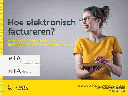 brochure e-facturatietoepassingen