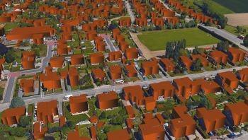 perspectiefbeeld van het 3D-GRB blokkenmodel