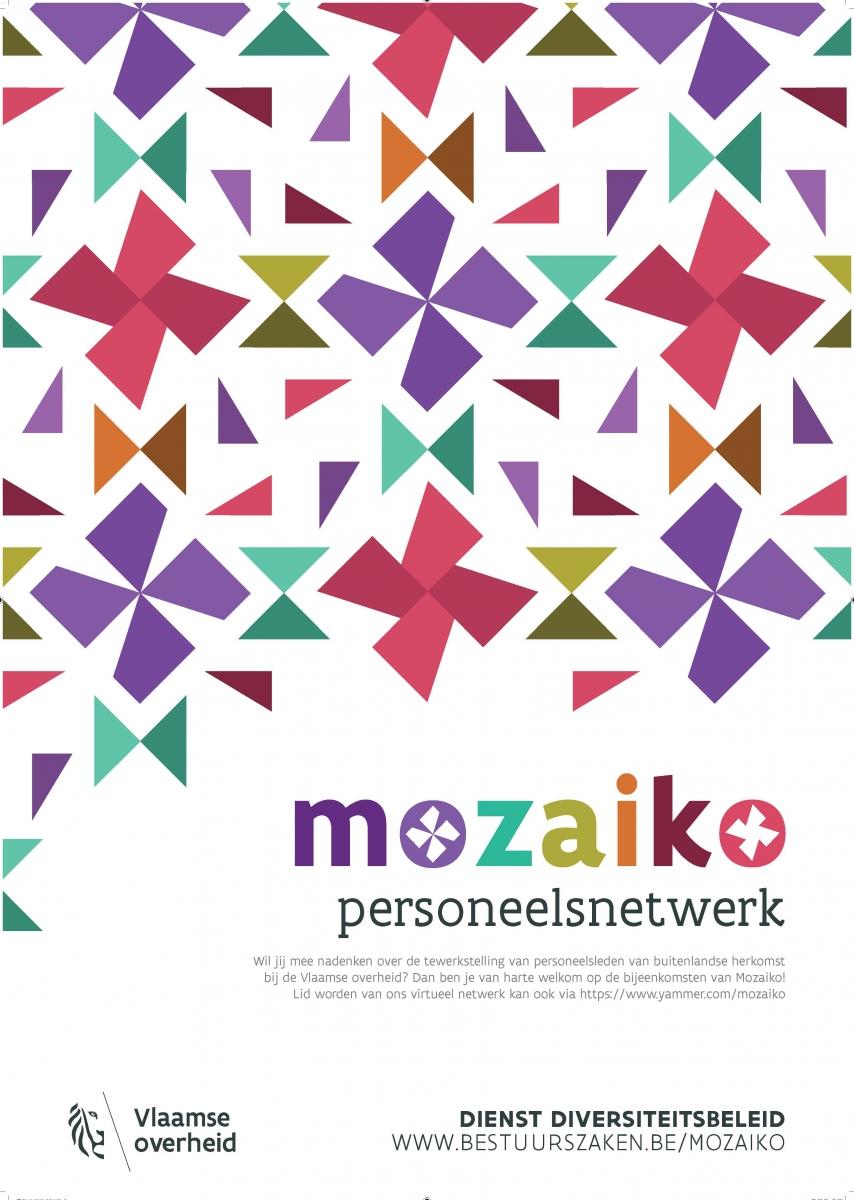 Poster Mozaiko