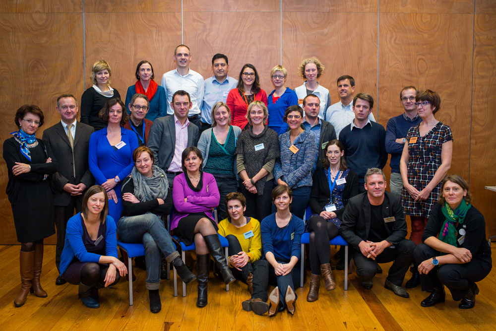 Foto Wo_Mentoring 2013 deelnemers