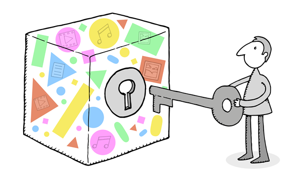 Mailbox als informatiesilo