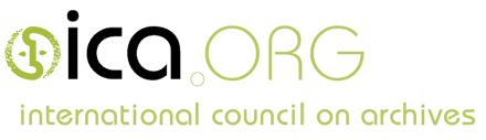 Logo van International Council on Archives