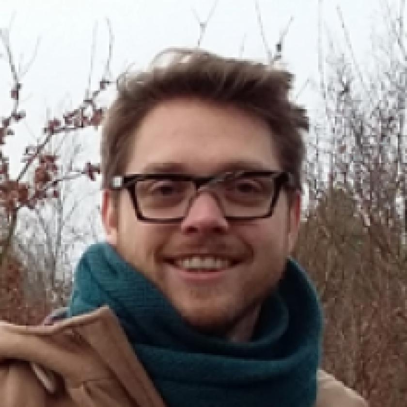 Jonas Van Looveren, beleidsmedewerker Onroerend Erfgoed