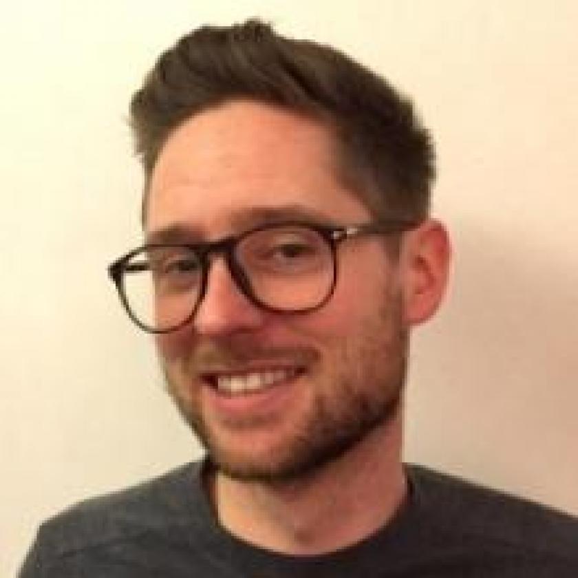 Steven Tricot, jurist bij Onroerend Erfgoed
