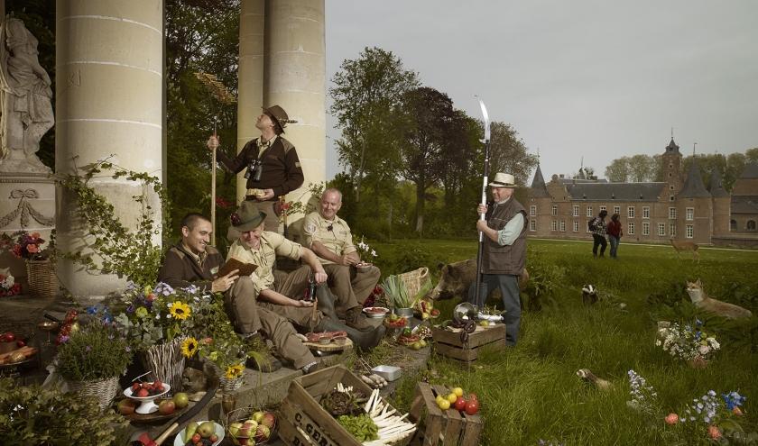 Geert De Taeye - feast of heritage 2 - boswachters