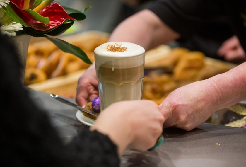Koffiebar Herman Teirlinck