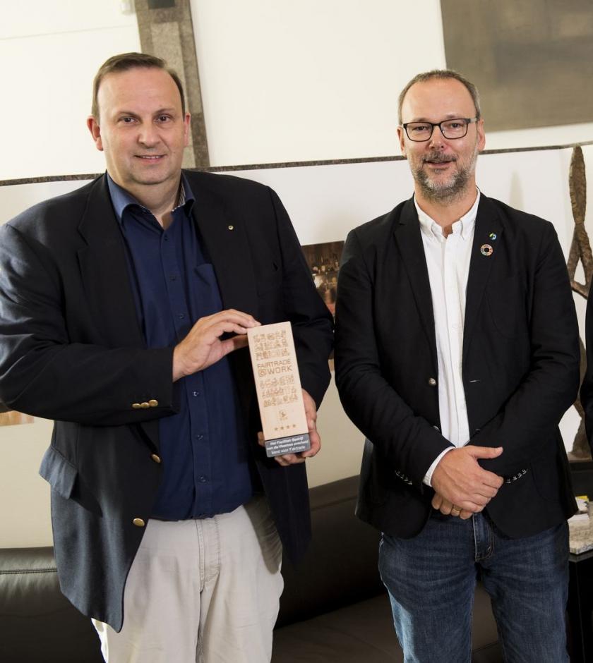 Fairtrade award