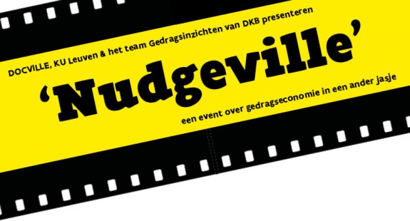 Aankondiging Nudgeville in Leuven op 2020-03-31 (namiddag)