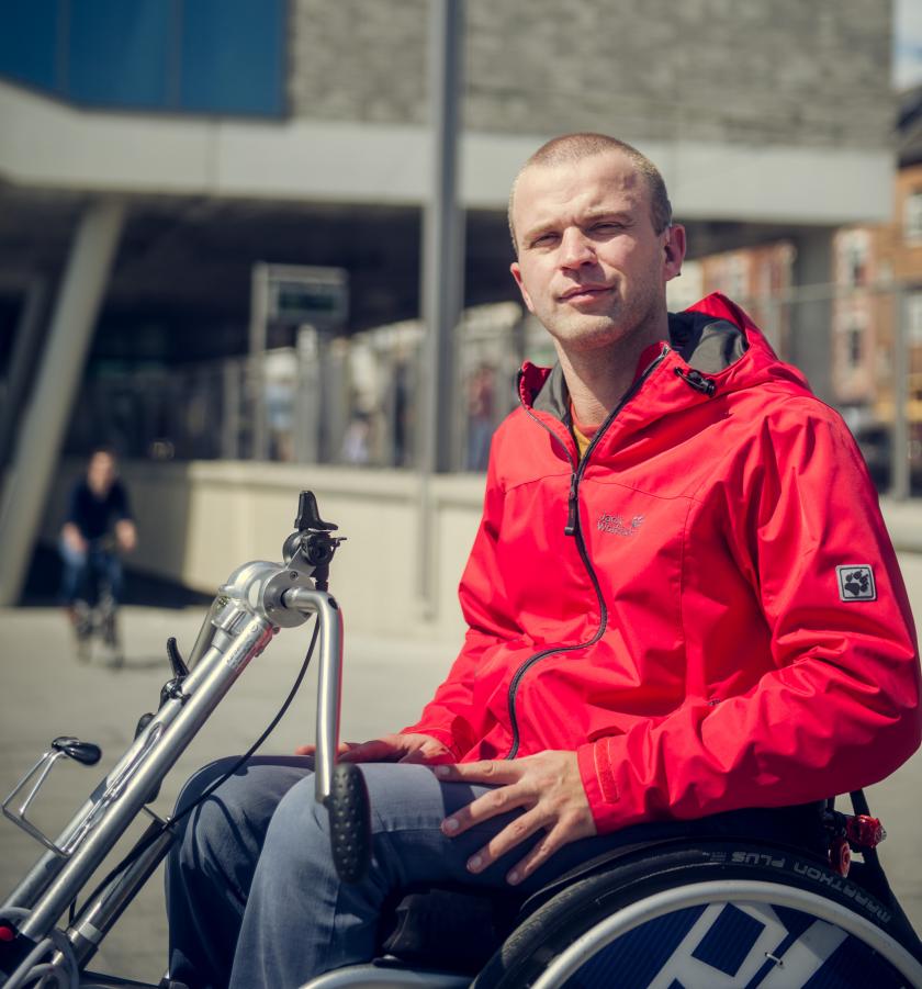 internationale dag personen met een handicap