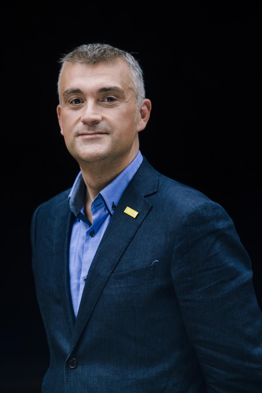 Peter De Wilde van Toerisme Vlaanderen