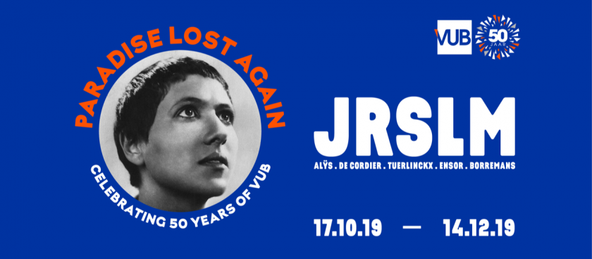 Affiche expo JRSLM
