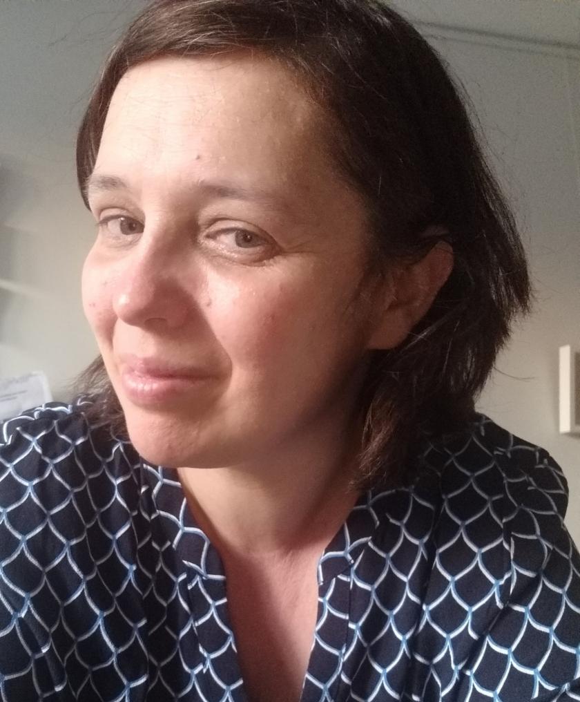 Projectleider Kirsten Wybouw
