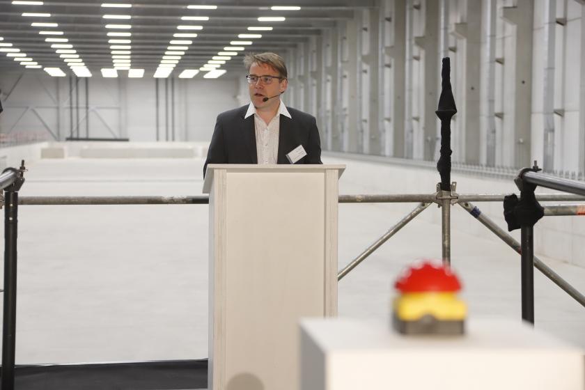 Filip Boelaert (Foto: Departement Mobiliteit en Openbare Werken)