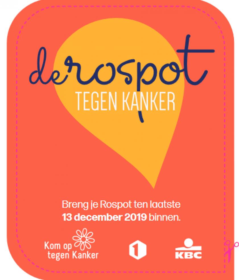 Affiche Rospot-actie