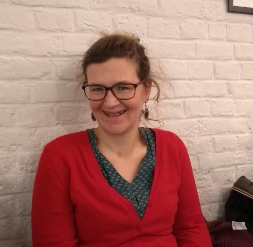 Marlies Stubbe, beleidsmedewerker Horizontaal Integratiebeleid