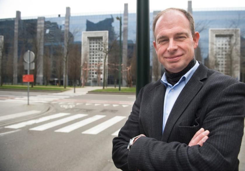Helmut Paris, Vlaams Huis voor de Verkeersveiligheid
