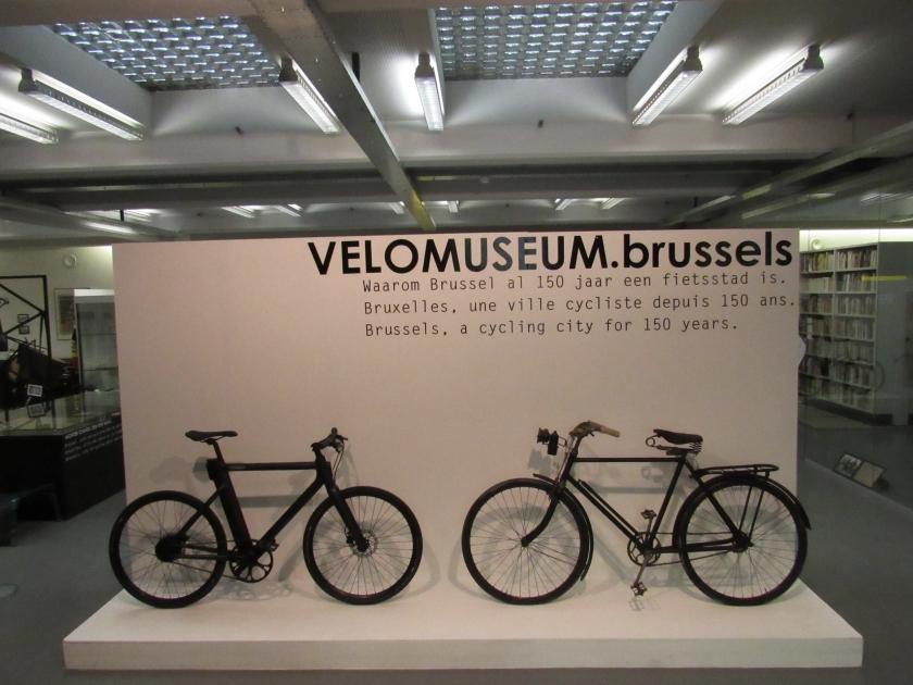 Velomuseum Brussel