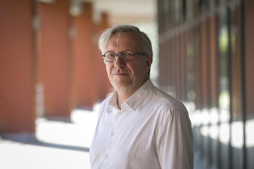 Michel Vandenbroeck hoofddocent Gezinspedagogiek UGent