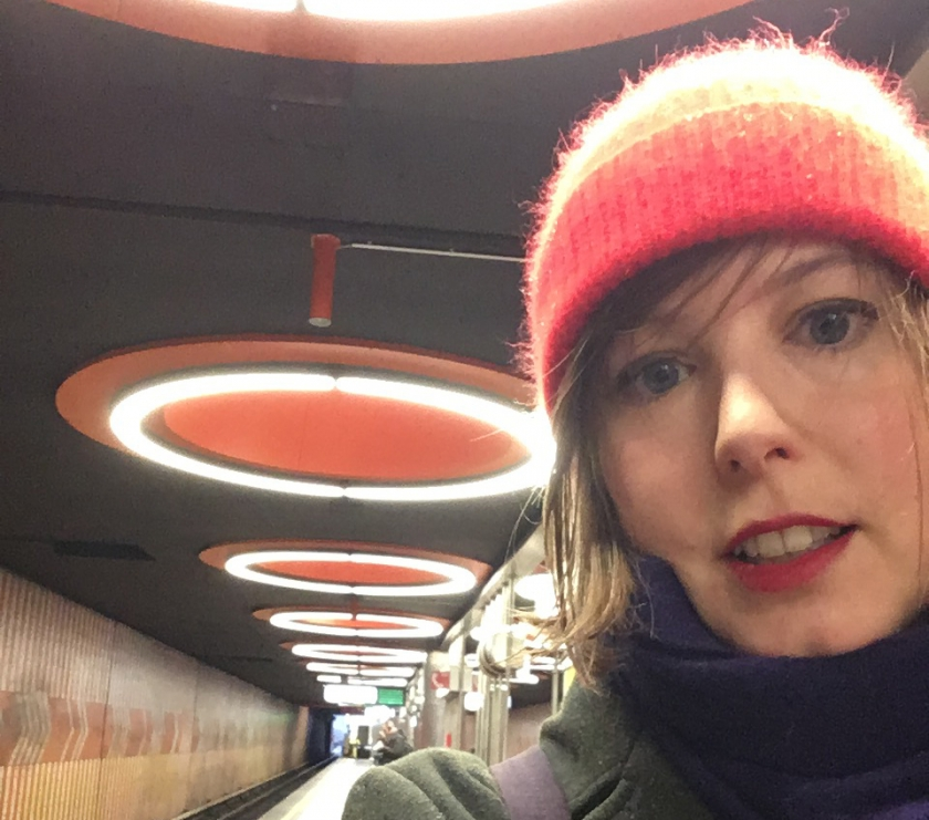 Julie Mabilde (Team Vlaams Bouwmeester)