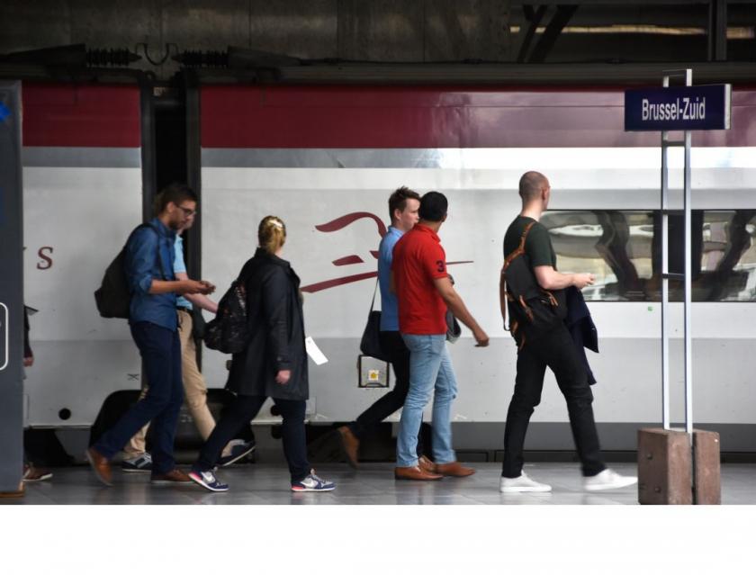 Reizen met de Thalys (Foto: ID/Firmin De Maitre Maîtrise)