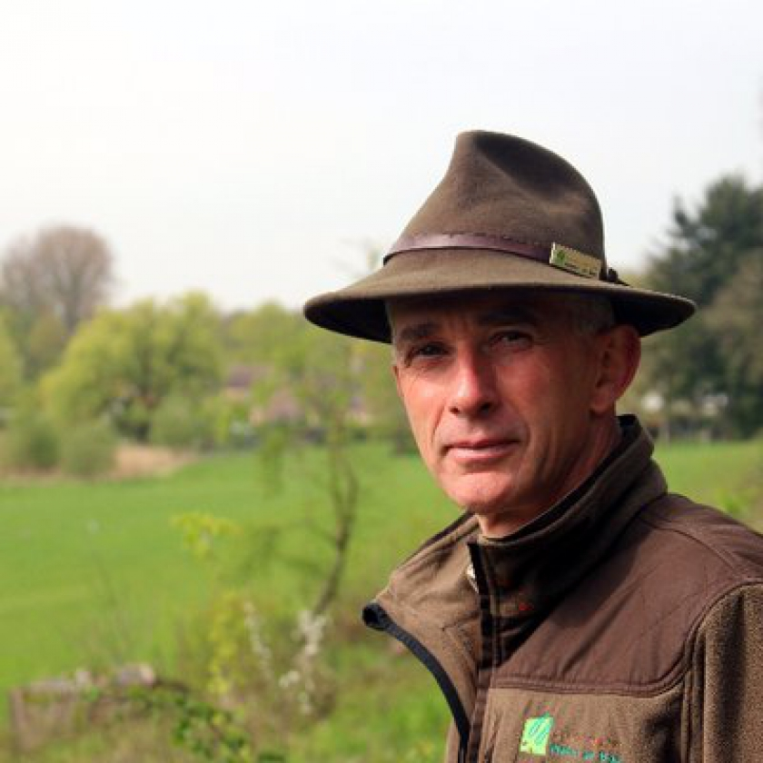 Boswachter Marc Struelens