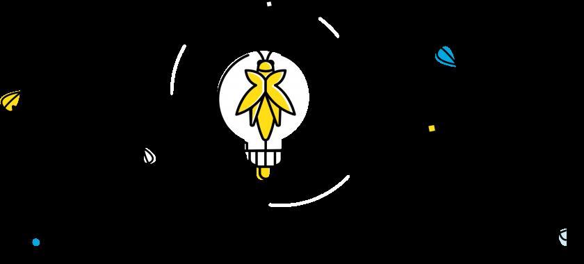 Icoontje campagnebeeld Gouden Sprinkhaan